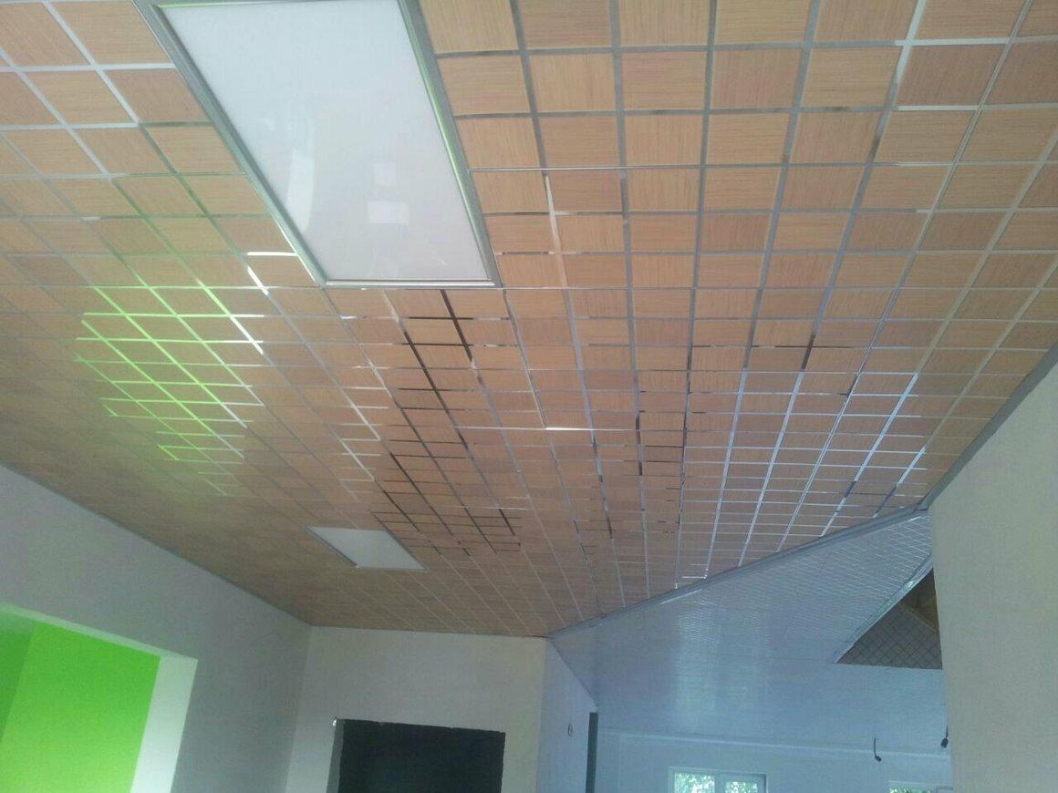 Кассетный потолок №24
