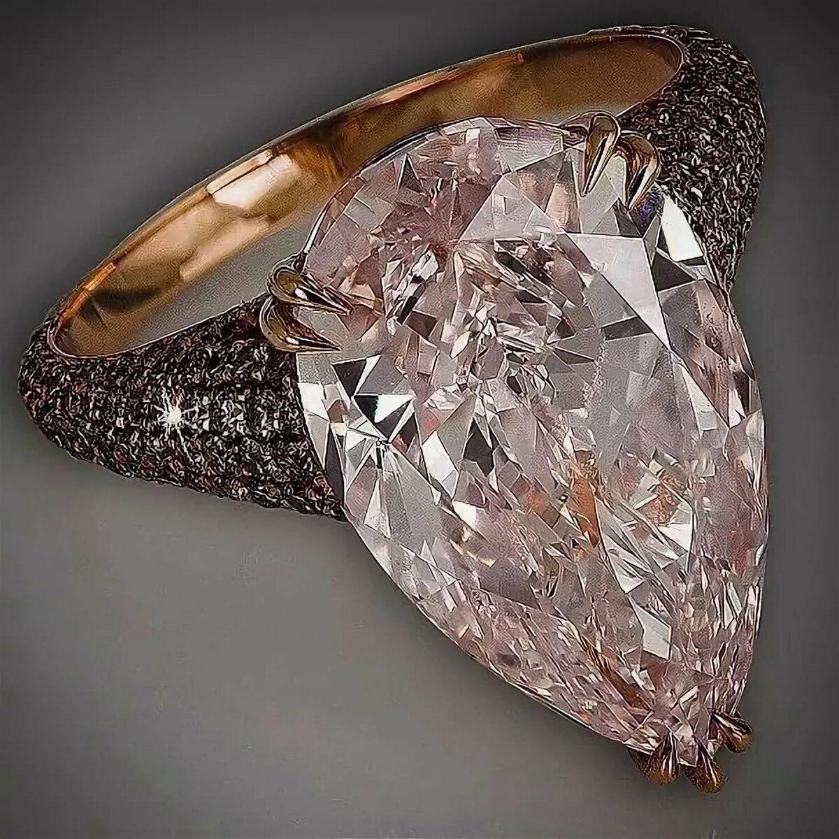 самое дорогое кольцо в мире картинки показать передний план тоже