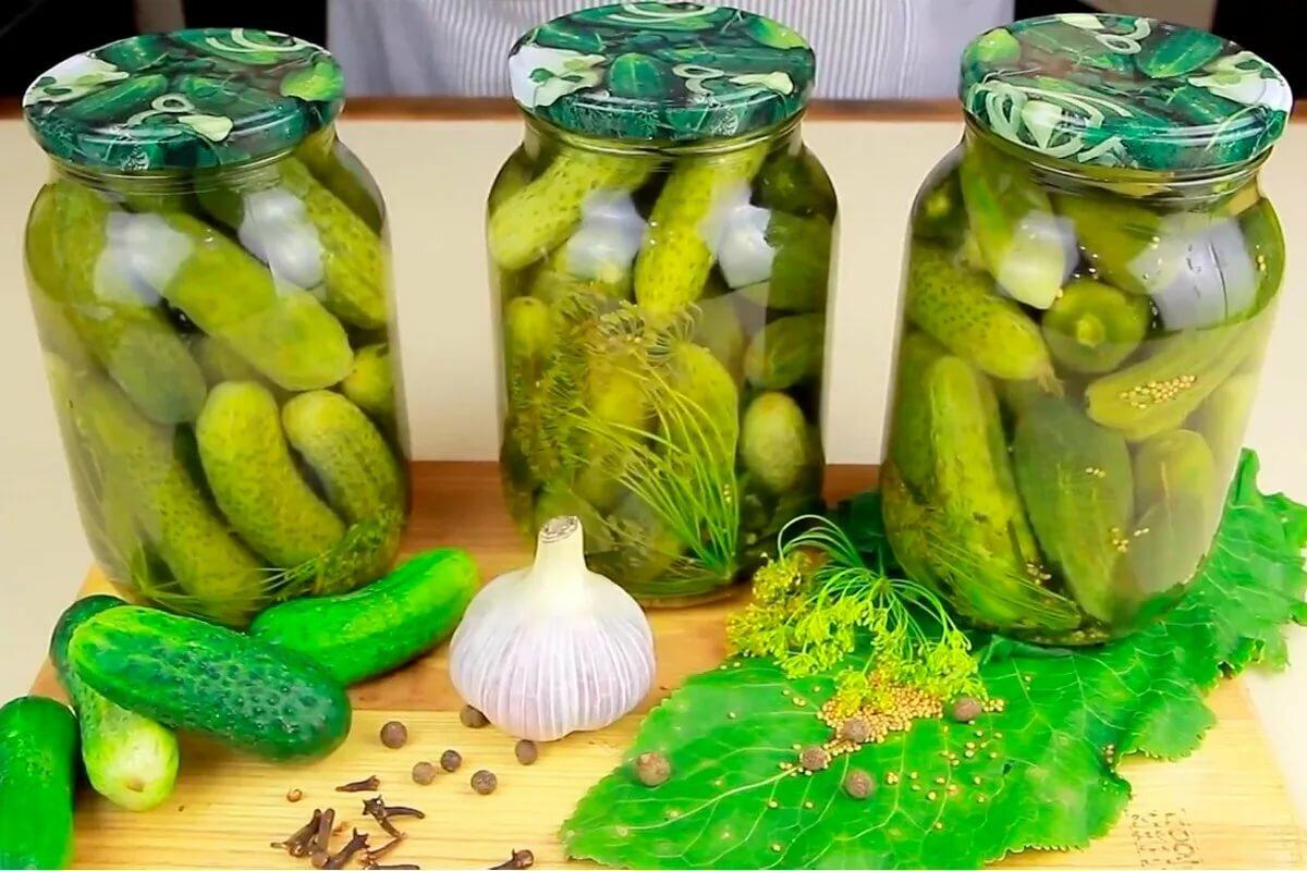 засолка огурцов на зиму рецепты с фото желающие