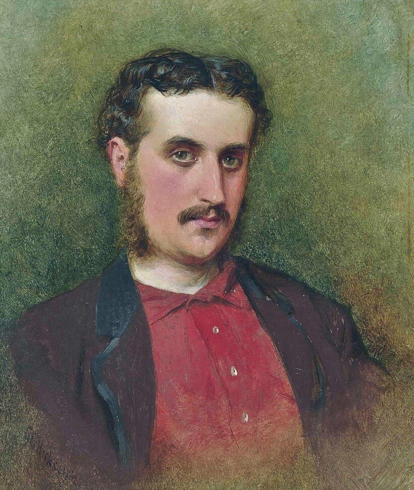 Художник Джордж Элгар Хикс (1824 – 1914)