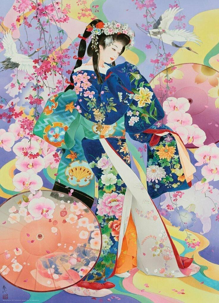 постер и картины японии итоге вудз
