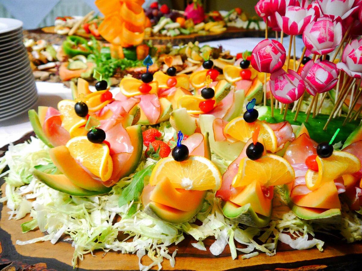 блюда для праздника картинки