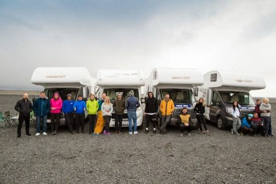 Путешествие на автодоме: как исследовать Исландию дёшево и без ограничений · Блог YouTravel.Me
