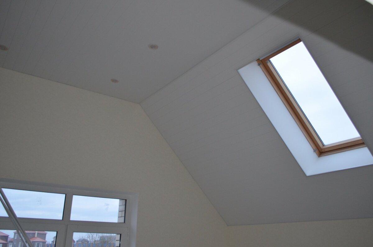 Реечный потолок №36