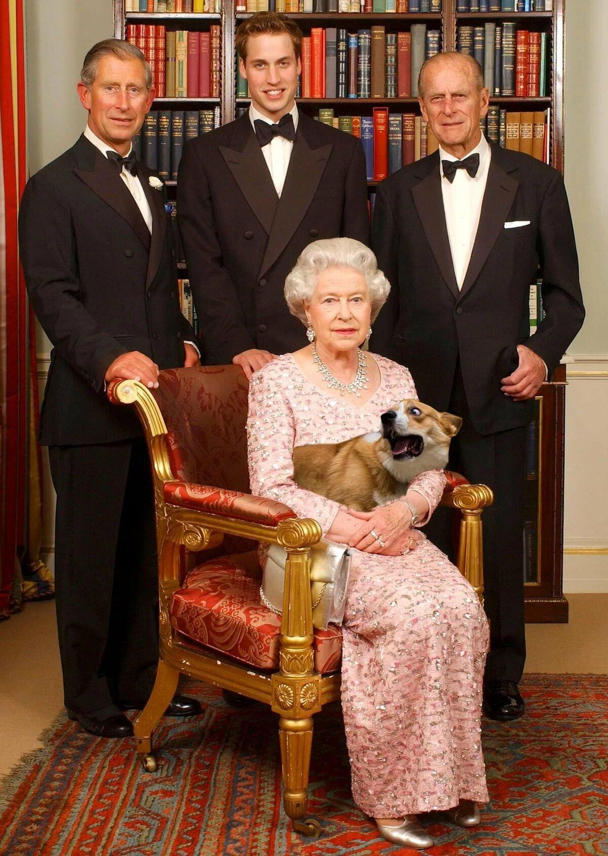 королевская семья великобритании фото сегодня росинкас бастовали