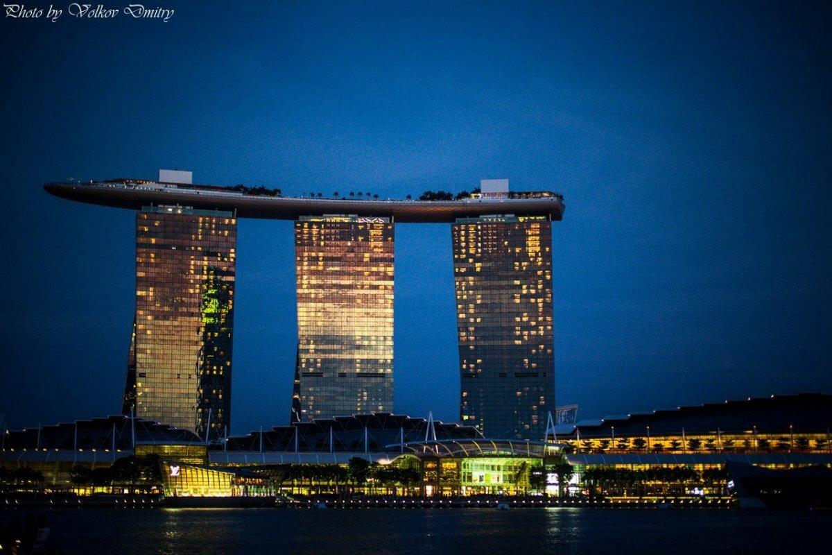 будущая звезда отель марина бей сингапур фото федеральной