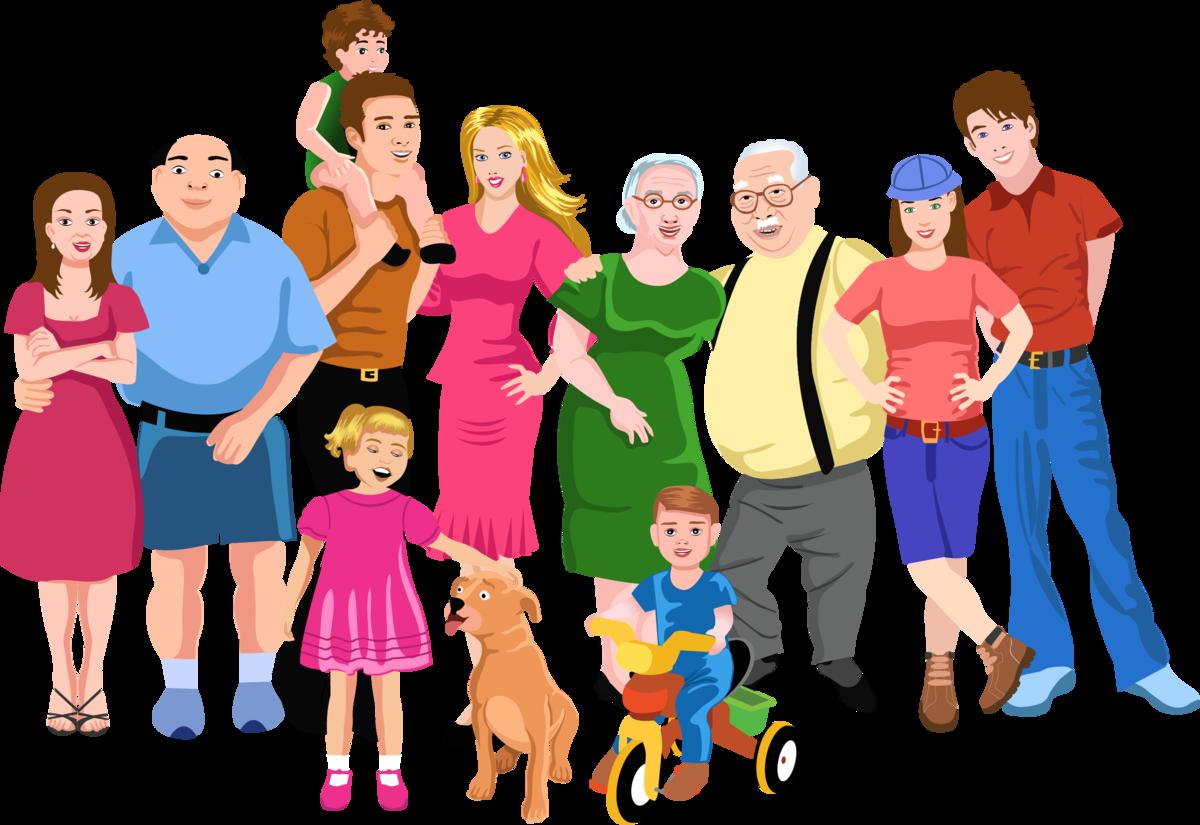 Твоя семья картинка