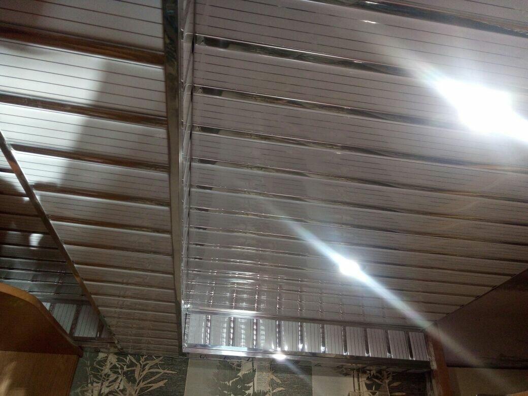 Реечный потолок №26