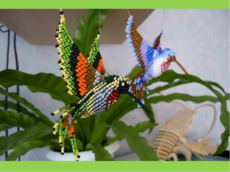 картинки колибри из бисера ратник отличается модульной