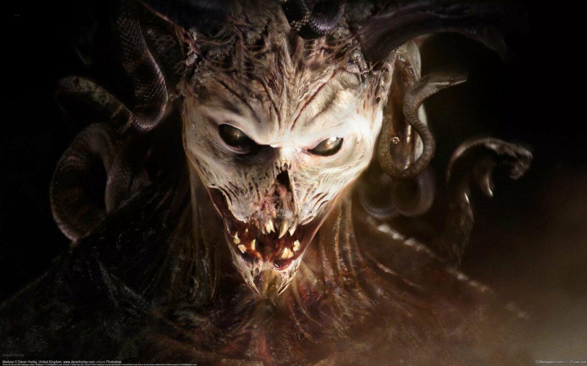 Картинки существа из ада