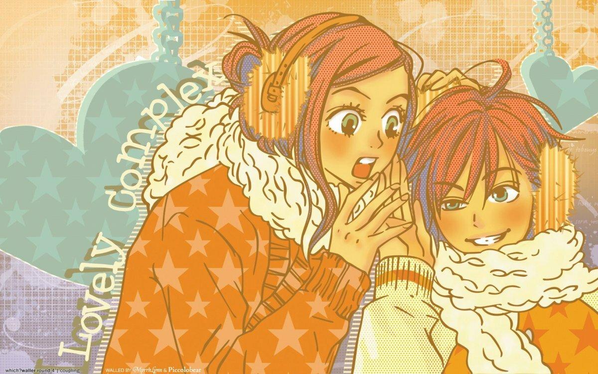 Смотреть аниме трогательный комплекс картинки