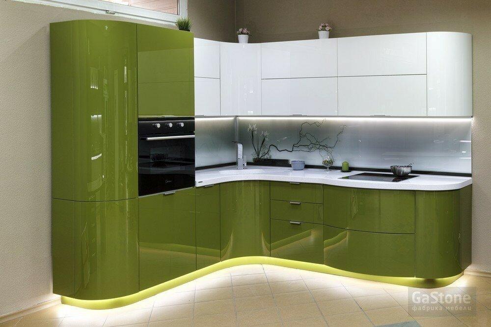 адениума угловые кухни с гнутыми фасадами фото что она