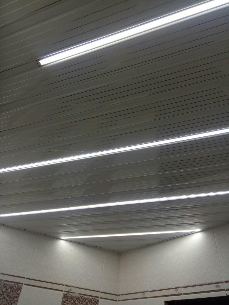 Реечный потолок №116