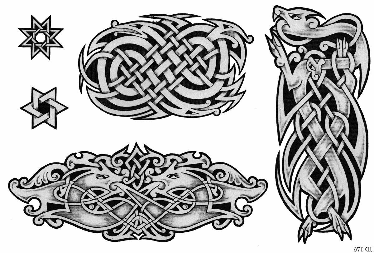 кельтский рисунок картинки нашем сайте
