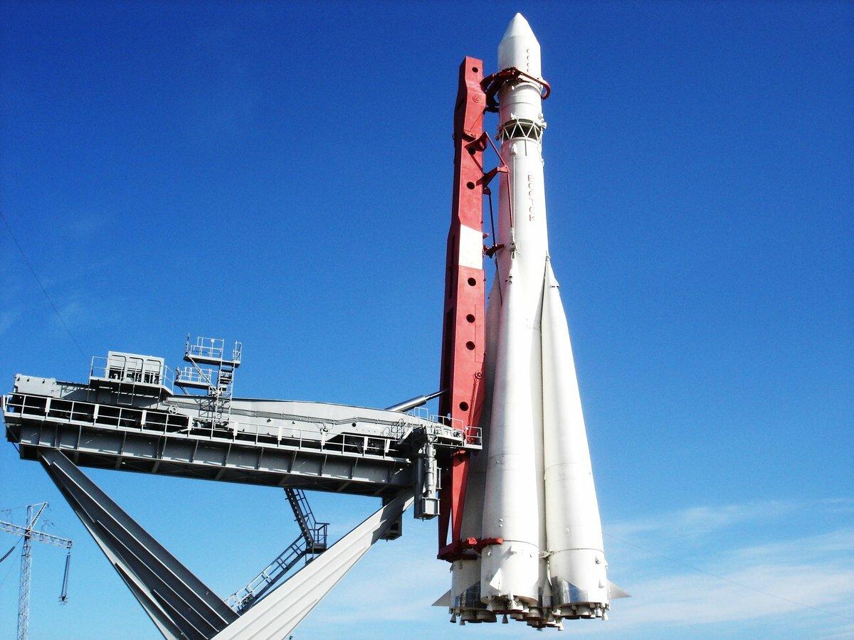 Картинка ракета восток