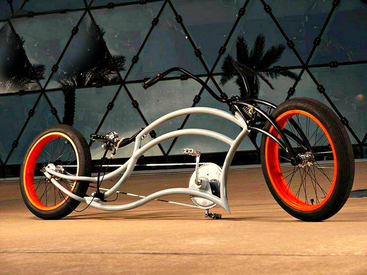 Самые красивые велосипеды картинки