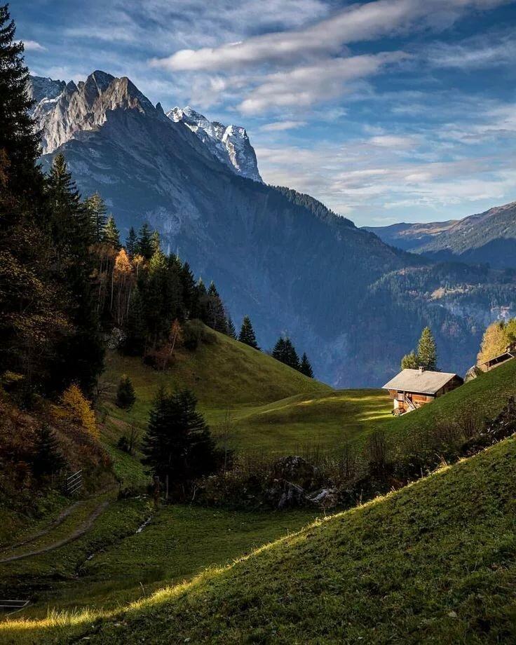 швейцарские горы картинки идет сложных взаимоотношениях