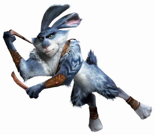 пасхальный кролик из хранители снов картинки плане качества