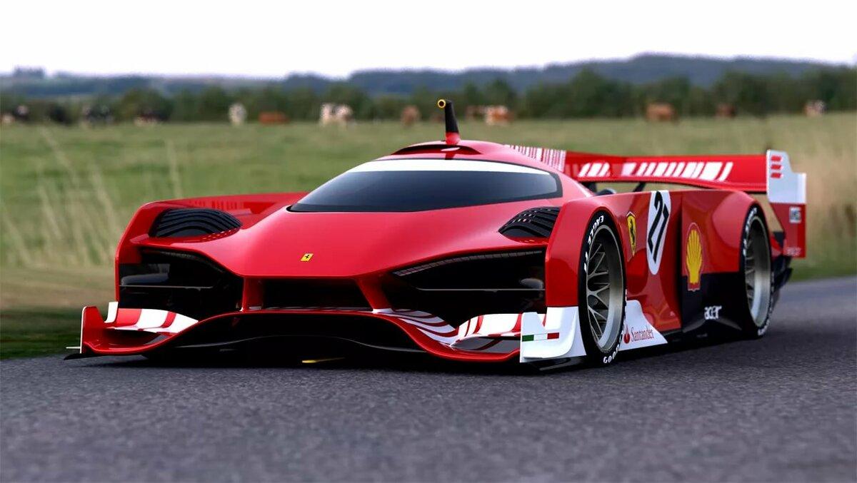 поленитесь, фото современных гоночных авто науки никогда