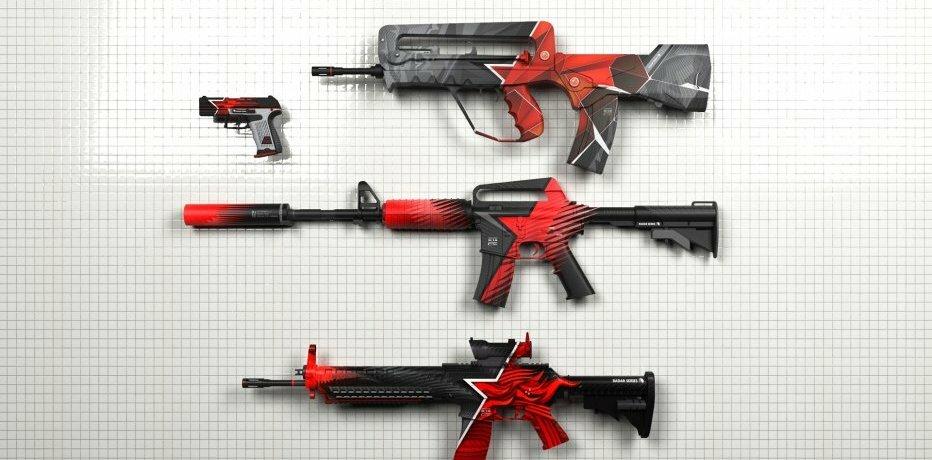 Скины из кс го картинки оружия