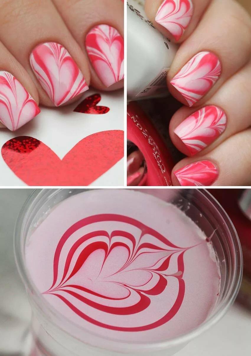 Рисуем на ногтях сами картинки
