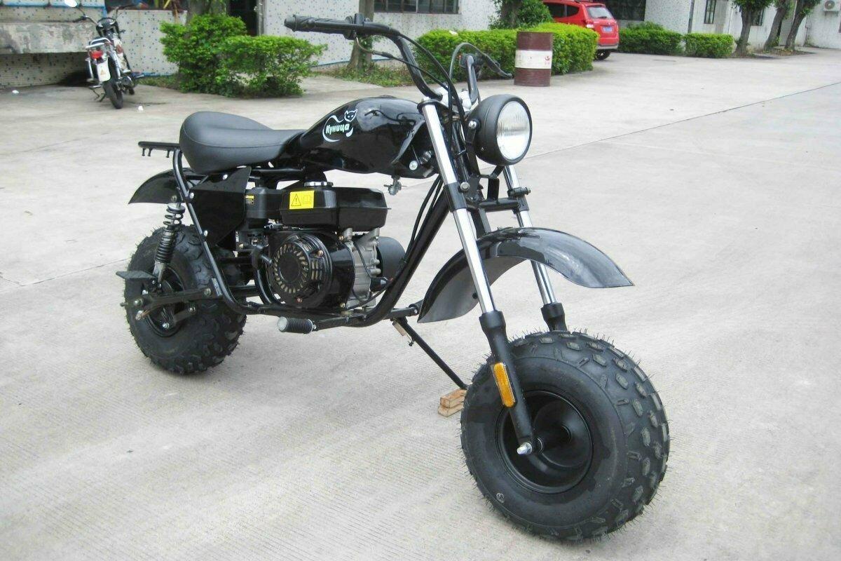 Мотоцикл-вездеход Куница 200 CVT