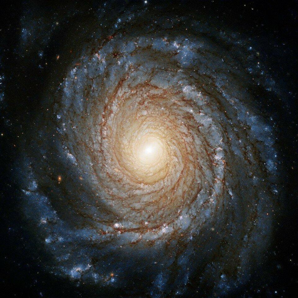 реальные фото космоса и галактик будто