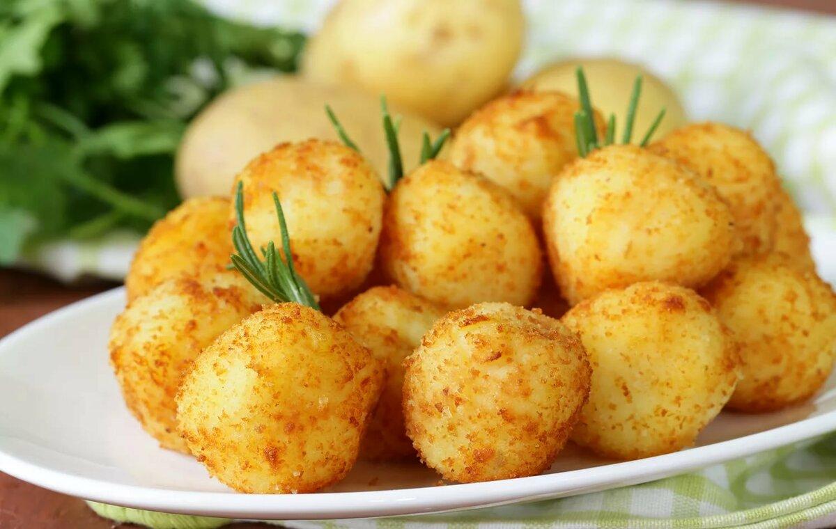 центральный шарики из картошки рецепт с фото малометражных кухнях его