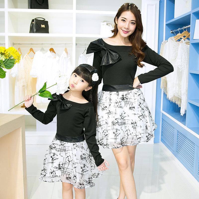 Мать и дочь высокого качества