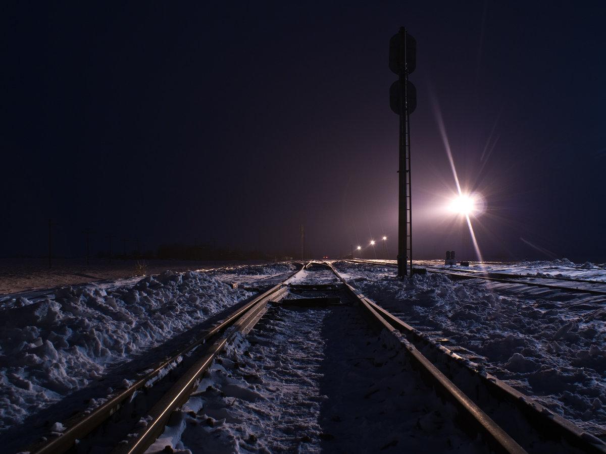 капуста фото железной дороги ночью нормальный трейдер как