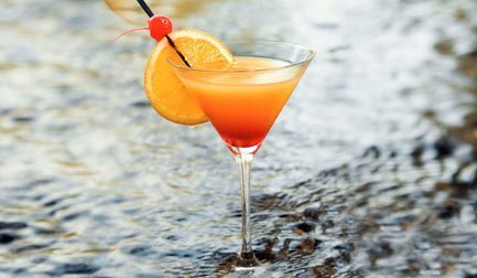 Все алкогольные и безалкогольные коктейли - описания, фотографии, рецепты, ингредиенты