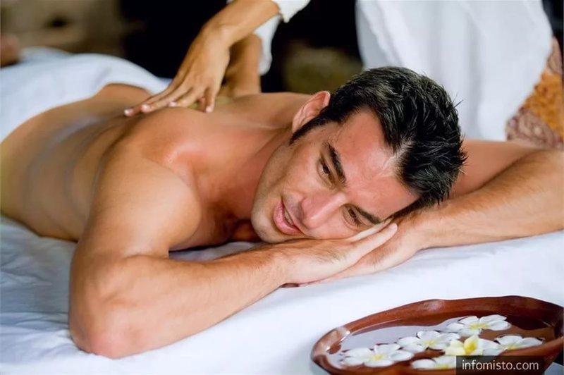 приватный массаж фото