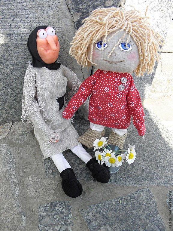 Показать куклы своими руками