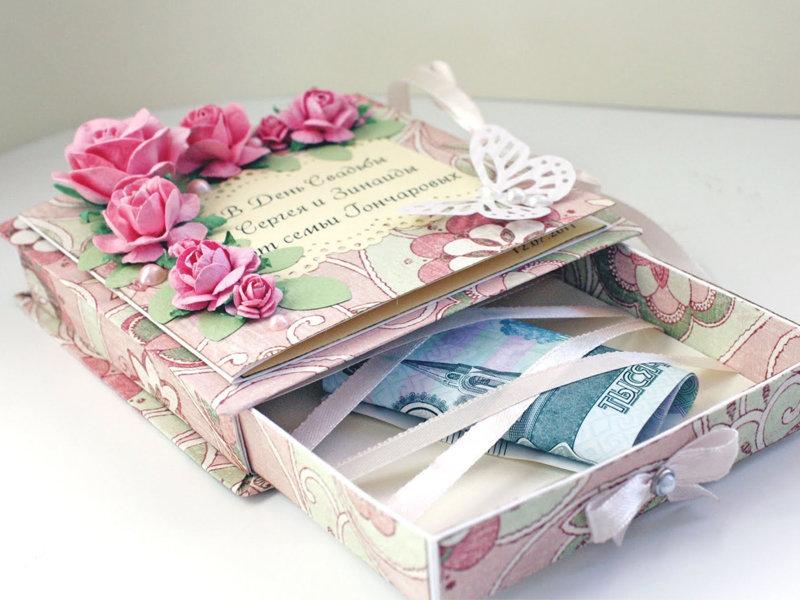 Оригинальные открытки с деньгами своими руками