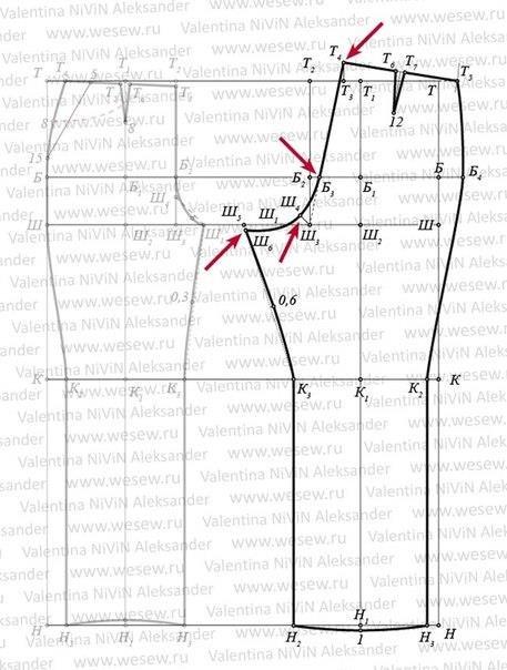 c8cd10546289cbb пошаговое построение выкройки мужских брюк пошаговое построение выкройки  мужских брюк