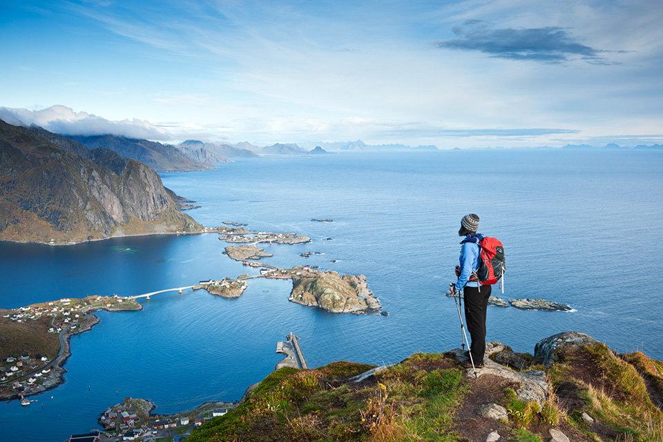 Сейчас на территории располагается усыпальница норвежских королей и два музея.