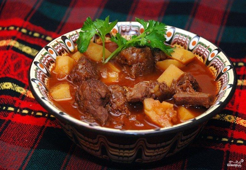 Лучшие блюда из говядины рецепты с фото