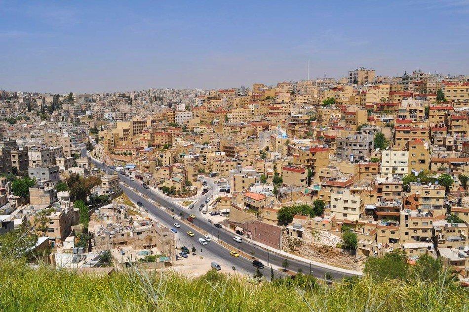 Красивые фото иордании амман нужна