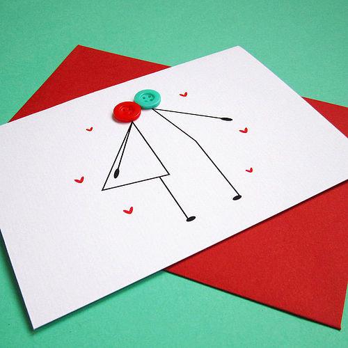 Картинки тему, как сделать открытку своими руками для любимого человека