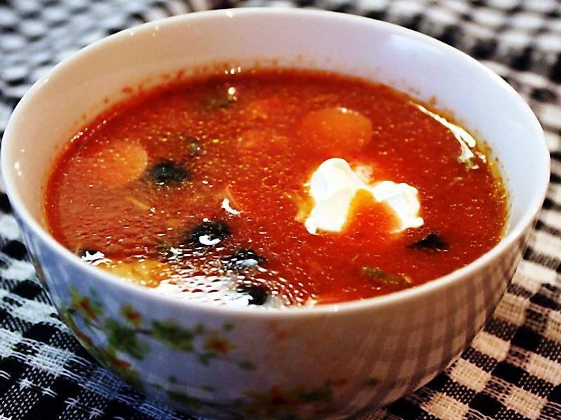 солянка суп в мультиварке рецепты с фото