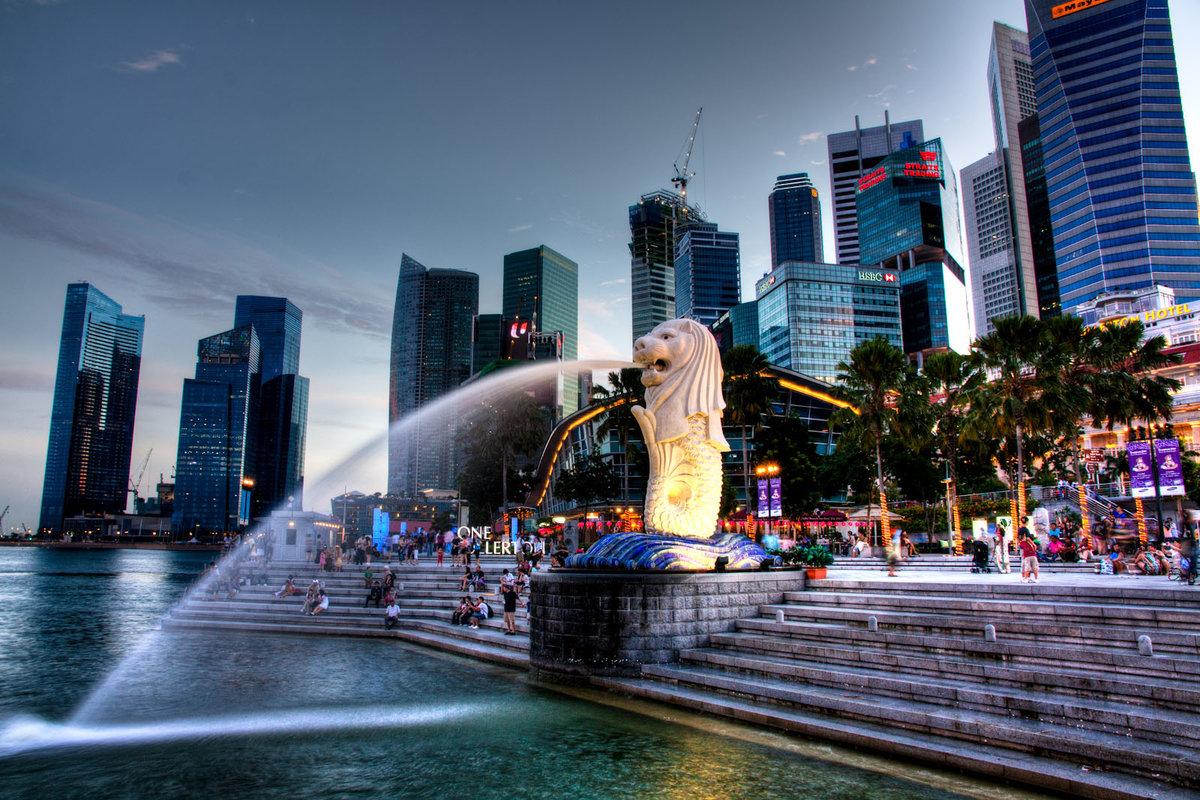 Картинки сингапур достопримечательности, фото старых пожилых женщин