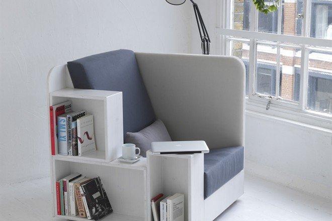 bookshelf armchair 2