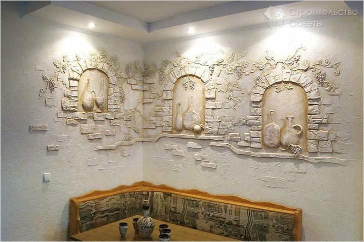 Укладка плитки на пол и стены своими руками: разметка