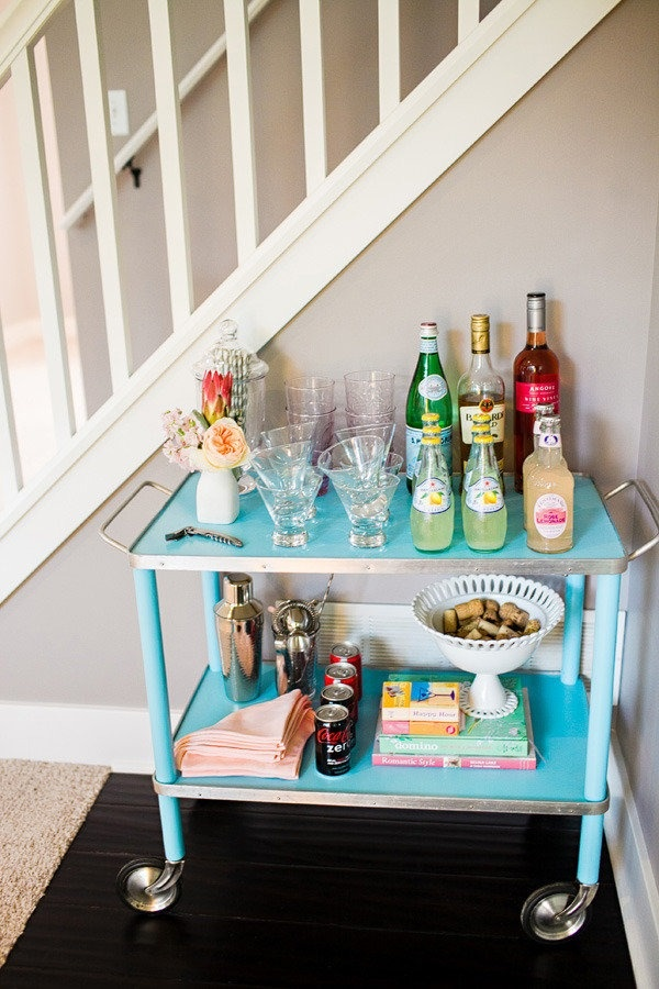 retro bar cart men's bar love this vintage bar cart fun for breakfast in bed with the future 1000 ideas about metal cart on pinterest bar carts industrial