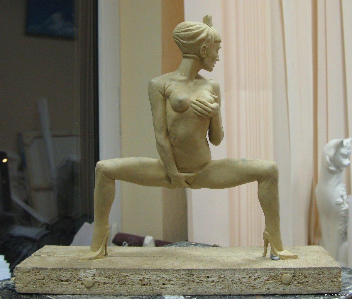 Лепка Знакомство Со Скульптурой