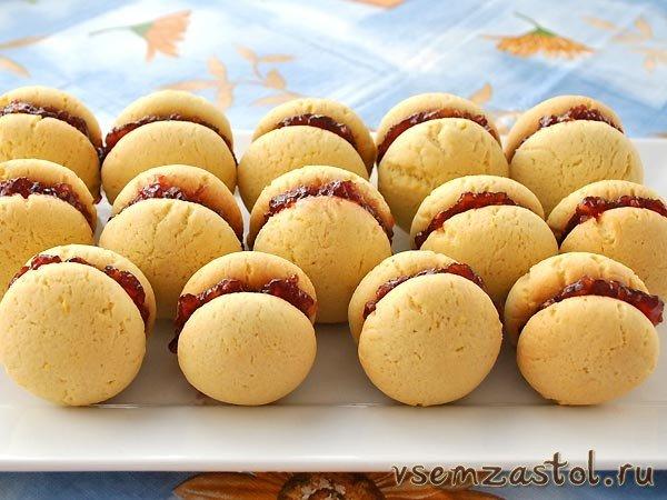 Самое быстрое печенье рецепт с фото
