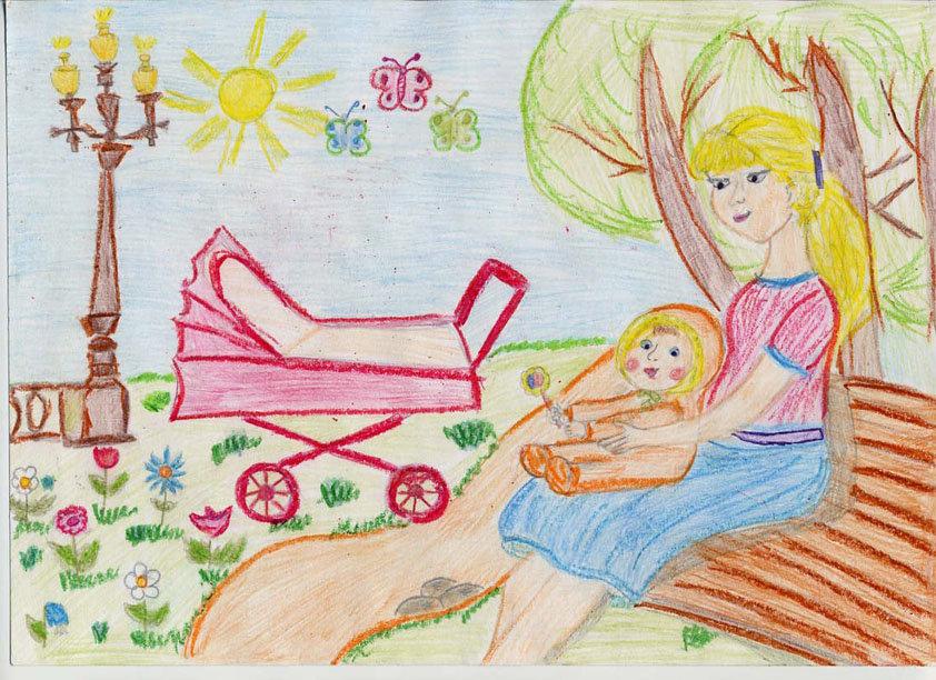 Самые лучшие рисунки для детей