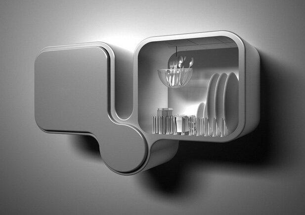 7 концептов бытовой техники будущего