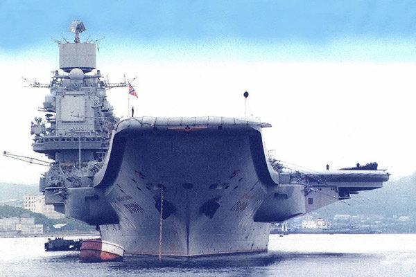 «Адмирал Кузнецов» - тяжёлый авианесущий крейсер проекта 1143.5