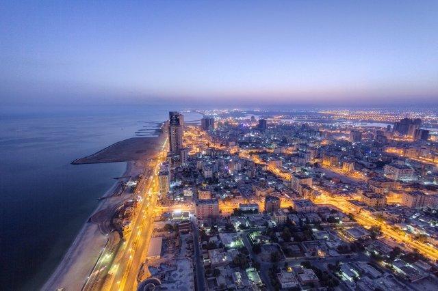 Аджман. Объединенные Арабские Эмираты. Таймлапс + фото